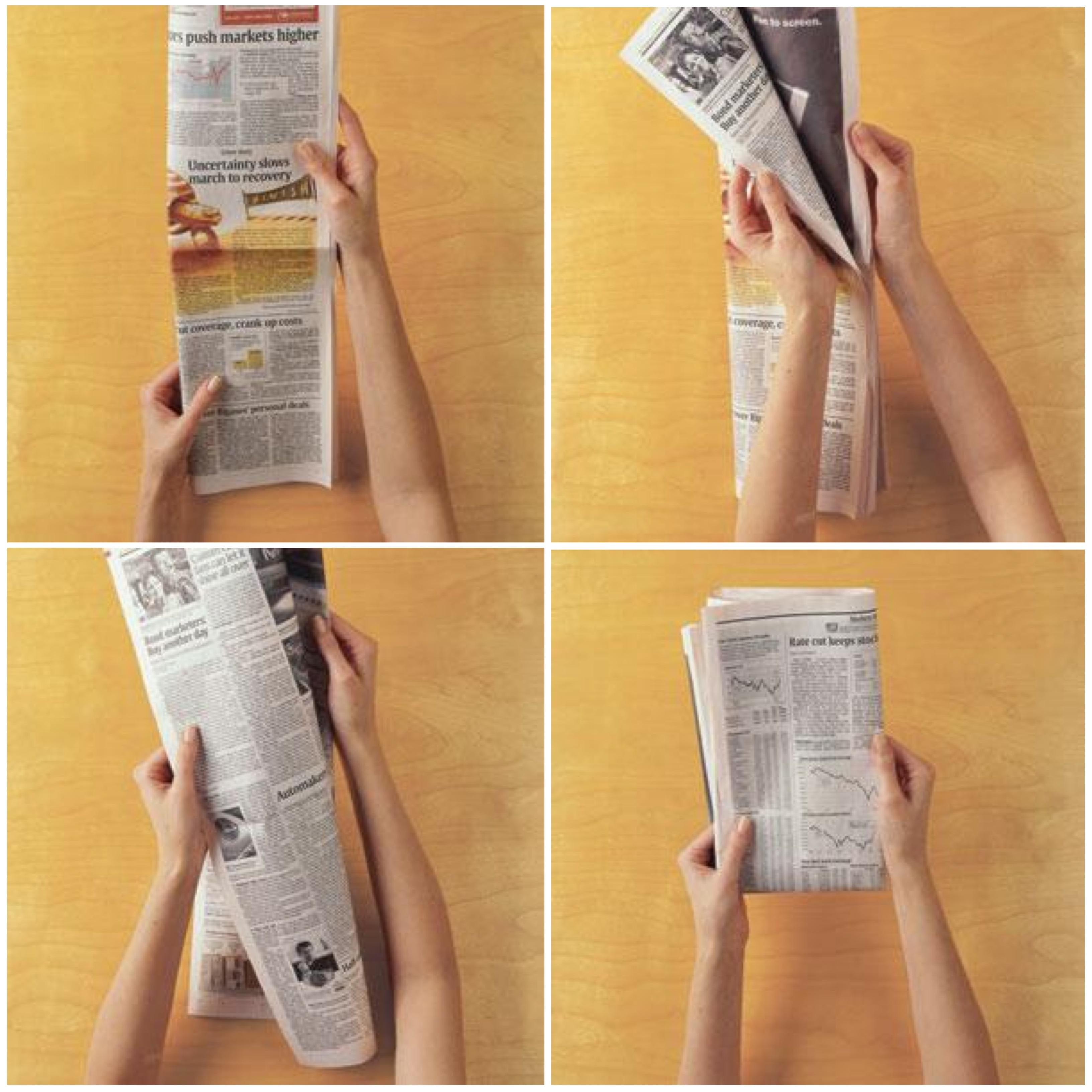 Newspaper Newspaper Styles Broadsheet