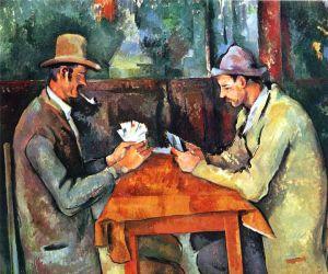 Paul Cézanne, Les joueurs de carte (1892-95)