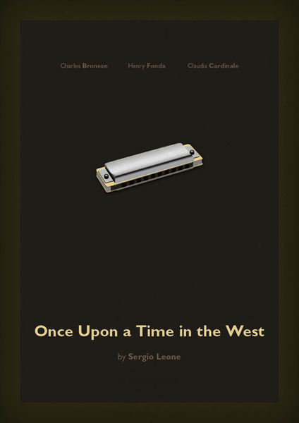 Once Upon a Time in the West : Submitted For Your Perusal