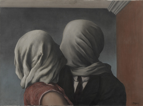 René Magritte, The Lovers