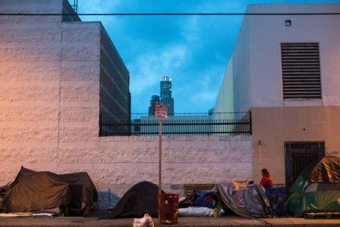 L.A. Homeless