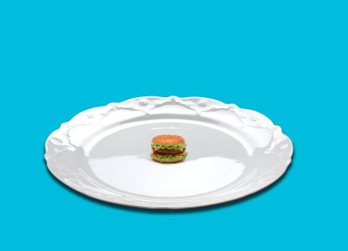 Tiny Hamburger
